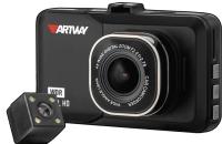 Автомобильный видеорегистратор Artway AV-394 -