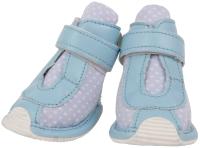 Кеды для собак Puppia Baby / PAMD-SH067-BB-XS (голубой) -