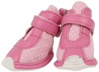 Кеды для собак Puppia Baby / PAMD-SH067-BP-L (розовый) -