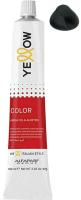 Крем-краска для волос Yellow Color Rich Cool 5 (100мл) -