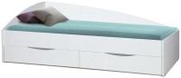 Односпальная кровать Олмеко Фея-3 80x190 (белый) -