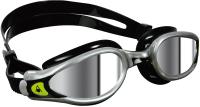 Очки для плавания Aqua Sphere Kaiman Exo / 175760/EP116118 (серебристый/черный) -