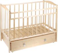 Детская кроватка VDK Magico Mini / Кр1-04м (береза) -