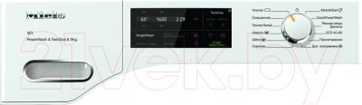 Стиральная машина Miele WWI 860 WPS White Edition / 11WI8603RU