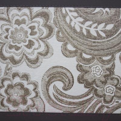 Уголок кухонный мягкий Аквилон Фантазия СМ правый (торонто коричневый/вистерия латте)