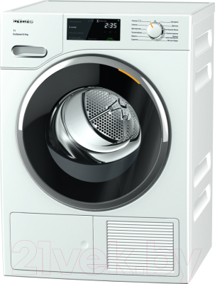 Сушильная машина Miele TWF 640 WP White Edition / 12WF6402RU
