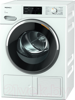 Сушильная машина Miele TWJ 660 WP White Edition / 12WJ6602RU