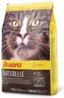Корм для кошек Josera Adult Sterilized Naturelle (400г) -