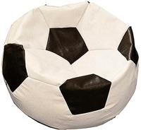 Бескаркасное кресло Аквилон Футбольный мяч 1100 (манго 1/манго 9) -
