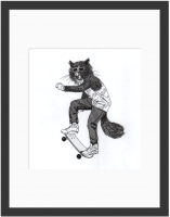 Авторская картина ХO-Gallery Kefyras 3 / МП-2020-002 -