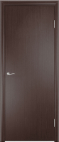 Дверь межкомнатная Юркас Тип-С ДПГ(Ю) 70х200 (венге) -