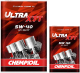 Моторное масло Chempioil Ultra XTT 5W40 SN/CF Metal (4л+1л) -