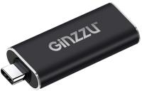 Адаптер Ginzzu GC-870HC (черный) -