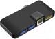 USB-хаб Ginzzu GR-767UB -