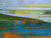 Авторская картина ХO-Gallery Гравитация-2 / СК-2020-004 -