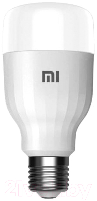 Умная лампа Xiaomi Mi LED Smart Bulb Essential White and Color / GPX4021GL/MJDPL01Y лампочка xiaomi mi smart led bulb warm white gpx4026gl