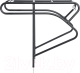 Багажник велосипедный Oxford Alloy Adjustable Luggage Rack LC695B (черный) -