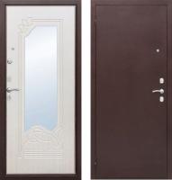 Входная дверь Йошкар Ампир Белый ясень (86x206, левая) -
