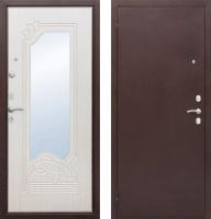 Входная дверь Йошкар Ампир Белый ясень (96x206, левая) -