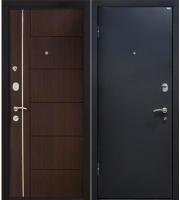 Входная дверь МеталЮр М25 Венге (96х205, левая) -