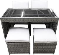 Комплект садовой мебели Sundays Quattro RE-SET-1053 -