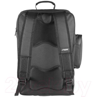 Рюкзак STIGA Hexagon / 1417-0731-83 (черный/оранжевый)