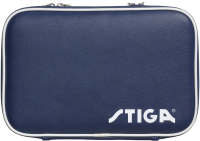 Чехол для ракетки STIGA Classic Double / 1419-1960-81 (синий) -