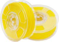 Пластик для 3D печати U3Print GF ABS 1.75мм 1кг (желтый) -