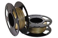 Пластик для 3D печати U3Print PETG 1.75мм 1кг (Bronze) -