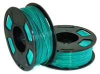 Пластик для 3D печати U3Print GF PETG 1.75мм 1кг (бирюзовый) -
