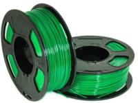 Пластик для 3D печати U3Print GF PETG 1.75мм 1кг (зеленый) -