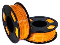 Пластик для 3D печати U3Print GF PETG 1.75мм 1кг (оранжевый) -