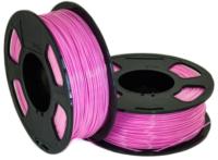 Пластик для 3D печати U3Print GF PETG 1.75мм 1кг (розовый) -