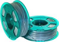 Пластик для 3D печати U3Print GF PETG 1.75мм 1кг (серый) -