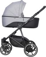 Детская универсальная коляска Riko Side 3 в 1 (01/Grey Fox) -