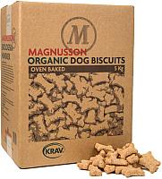 Лакомство для собак Magnusson Original / F190500 (5кг, черный) -
