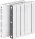 Радиатор биметаллический Rifar SupreMO 500 (6 секций) -