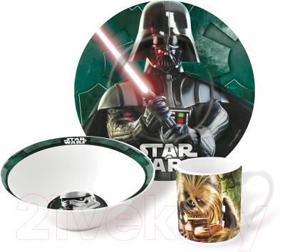 Набор столовой посуды Stor Звездные Войны. Реальность / 2 965