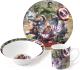 Набор столовой посуды Stor Мстители Пыль / 2 865 -