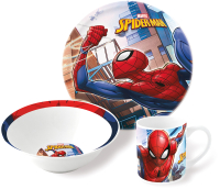 Набор столовой посуды Stor Человек-паук. Улицы / 78375 -
