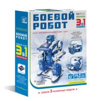 Конструктор ND Play Боевой робот 3 в 1 / NDP-010 -
