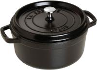 Кокотница Staub La Cocotte 1102425 (черный) -