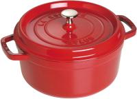 Кокотница Staub La Cocotte 1102606 (красный) -