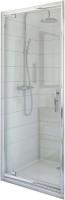 Душевая дверь Roth Proxima Line PXDO1N/100 (хром/матовое стекло) -