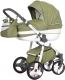 Детская универсальная коляска Expander Mondo Prime 2 в 1 (03/olive) -