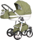 Детская универсальная коляска Expander Mondo Prime 3 в 1 (03/olive) -