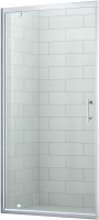 Душевая дверь Roth Project Sol OBDO1/80 (хром/прозрачное стекло) -