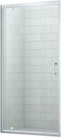 Душевая дверь Roth Project Sol OBDO1/90 (хром/прозрачное стекло) -