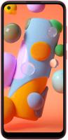 Смартфон Samsung Galaxy A11 / SM-A115FZRNSER (красный) -