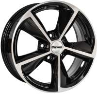Литой диск Carwel Каган 160 Civic 16x6.5